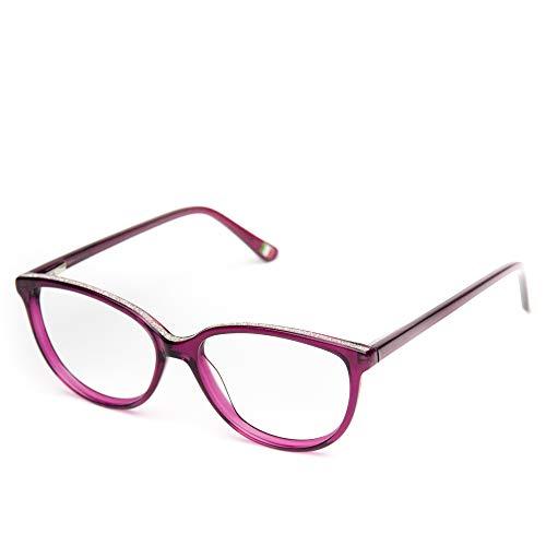 Occhiali Da Vista Donna Glamour Glitter Fashion Mod.Muy1029V [#17871 var] (c3)