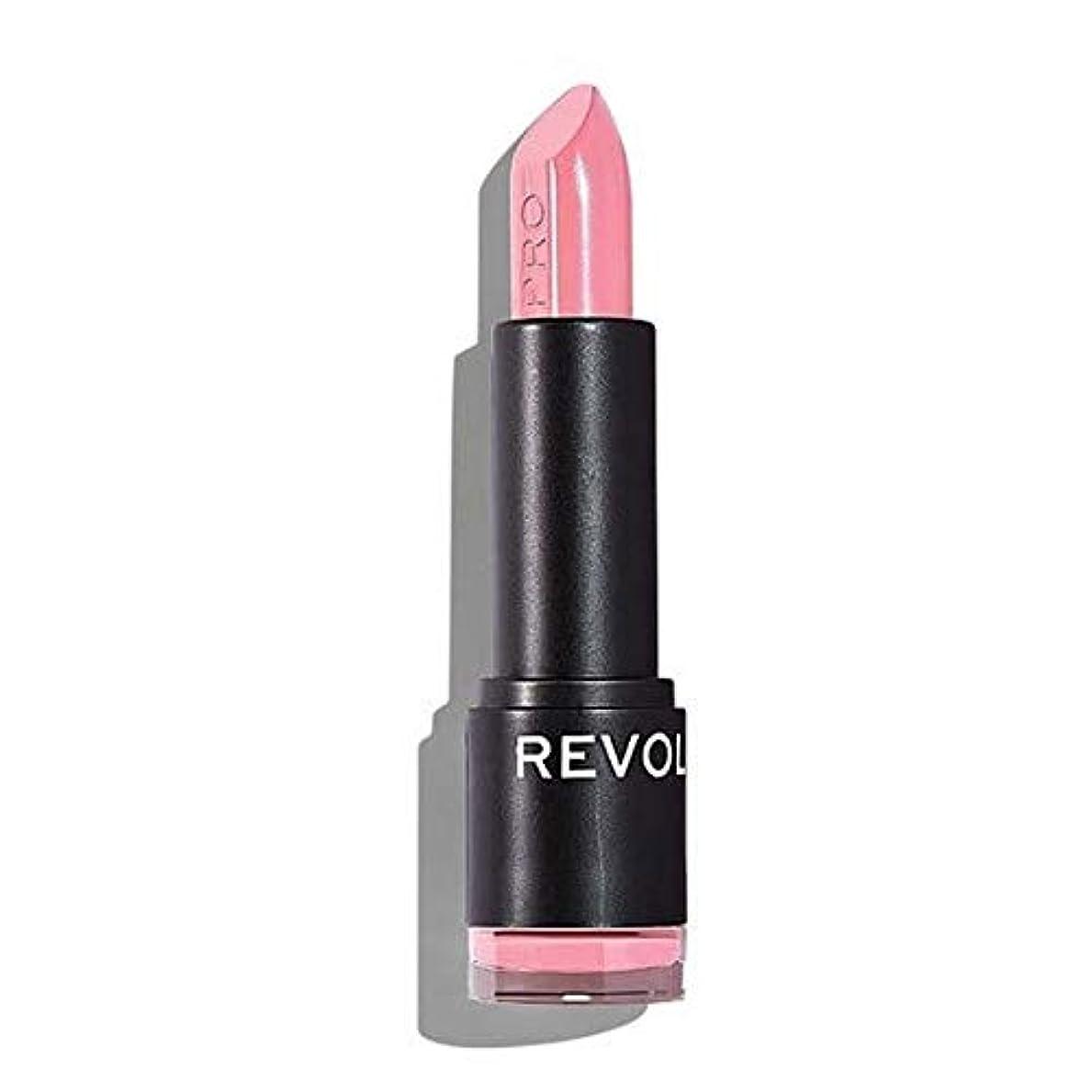カテナたっぷりリーガン[Revolution ] 革命プロ最高の口紅の魅力 - Revolution Pro Supreme Lipstick Attraction [並行輸入品]