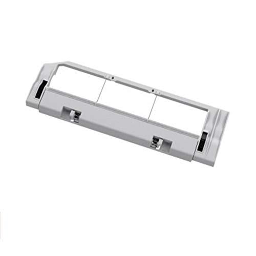Piezas de Repuesto de la aspiradora Ajuste For El Reemplazo De Piezas del Robot Xiaomi Balanceo Tapa del Cepillo Cepillo Principal Box For El Ajuste For Xiaomi Mijia Roborock Vacío Cleanerfit For S50