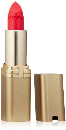L'Oréal Paris Colour Riche Lipstick, Fresh as a Rose, 0.13 oz.