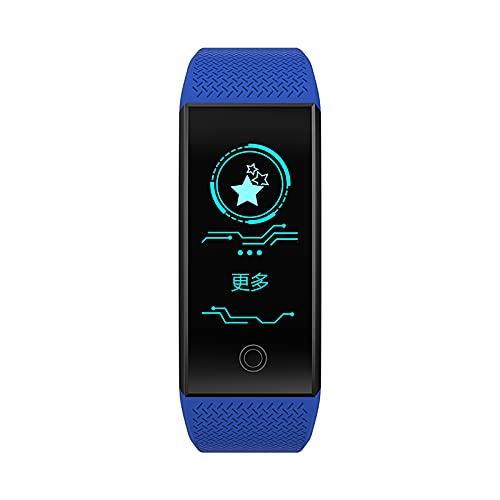 Reloj inteligente, rastreadores de actividad física con contador de calorías por pasos, monitor de sueño, rastreador de actividad para niños, mujeres, hombres, compatible con Android ios Smartphone