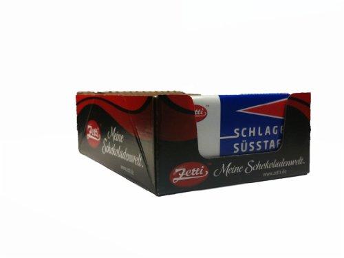 Zetti Schlagersüßtafel 24 x 100g Tafeln