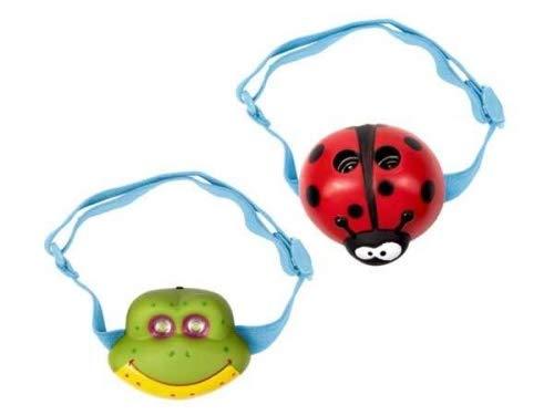 Coppenrath 16463 Garden Kids - Linterna frontal para niños