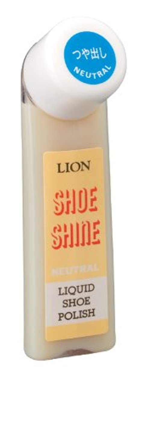 軽蔑する見て輝度ライオン 液体500靴クリーム 52ml (無色)