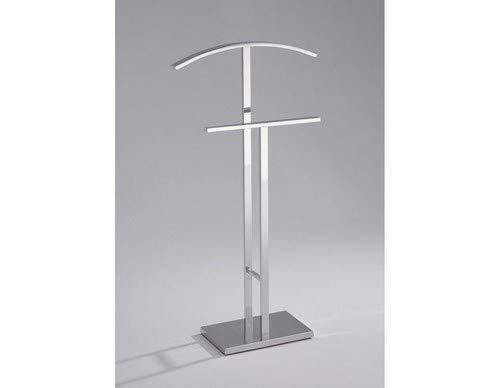 Wink design, servomuto moderno in metallo satinato AMARILLO