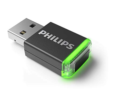 Philips ACC4100/00 AirBridge Wireless Receiver for SpeechOne and SpeechMike Premium Air