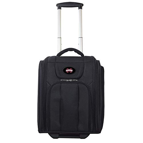 Mississippi State Bulldogs Deluxe Wheeled Laptop Briefcase Overnighter