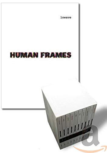 Human Frames Collection - 10-DVD Boset ( Kirkirerland / Stimme der Lücke / False Friends / Green Room / Excerpt / Sbara / Mr Moth / Of Anna and Dreams / Autoportrait aux enfers / F / Occupation / One