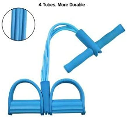 Colors 4 Rope High Qaulity Pull Reducer-Training Bands Pull up Body Trimmer Pedal Exerciser Body Fitness Yoga Crossfit Exercise & Fitness Waist Trimmers