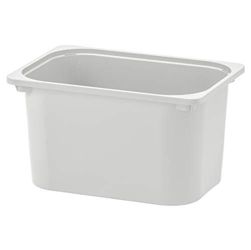 IKEA TROFAST Box Aufbewahrung Spielzeugaufbewahrung 42x30x23cm grau