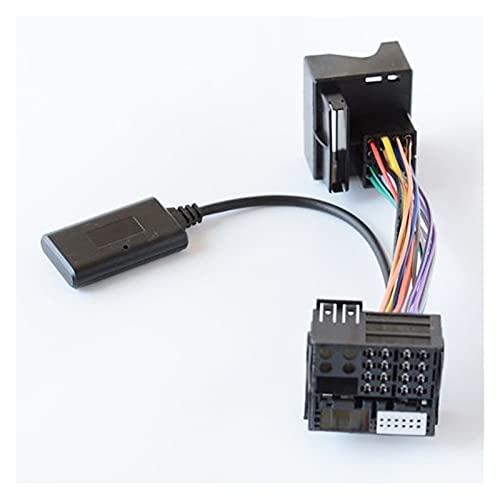 ZIMEI MEIKAI Apto para Volkswagen Skoda RCD510 RNS510 RCD310 Dispositivo de Radio de Coche Bluetooth 5.0 Adaptador de Audio Cableado de arnés (Color Name : Bluetooth Harness)