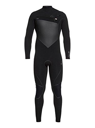 Quiksilver Mens 4/3Mm Highline Plus - Chest Zip Wetsuit for Men Chest Zip Wetsuit