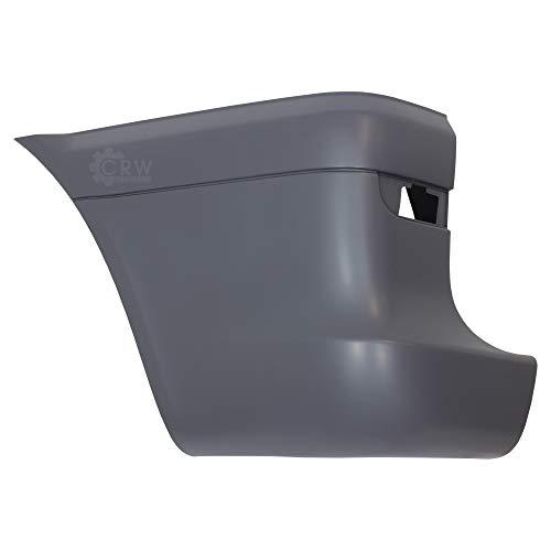 Stoßstange Ecke hinten links grau für Viano Vito W639 Bj. 03-14