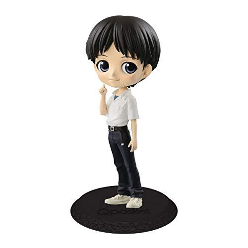 Q Posket Evangelion Shinji Ikari (versión A)