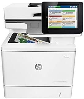HP Color LaserJet Enterprise M577dn (B5L46A#BGJ) Duplex 3600 dpi USB/Ethernet Laser Multifunction Printer (Renewed)