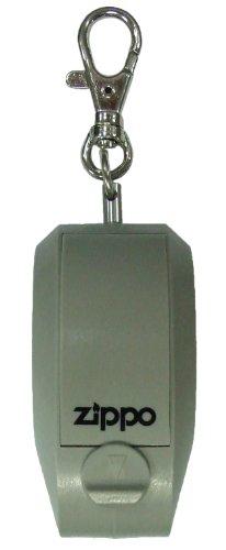 ZIPPO(ジッポー) 携帯灰皿 キーホルダー付き 日本製 グレー ZHC-CNS2