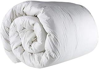 WORLDWIDE Duvet - Size 220x240cm Microfibre King, light White
