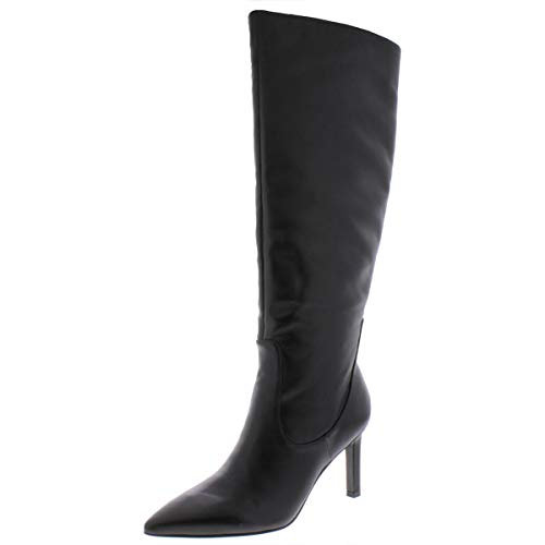 NINE WEST Maxim Knee High Boot Black 7.5 M