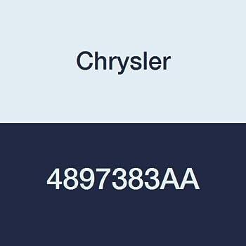Genuine Chrysler 4897383AD Intake Manifold Gasket Package