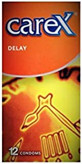 Carex Condoms Delay 12 Count