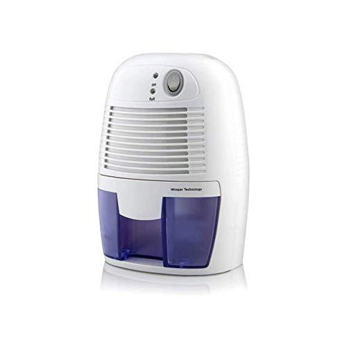 LKNJLL Eléctrica Mini deshumidificador, 1200 pies cúbicos (150 pies cuadrados), compacto y...