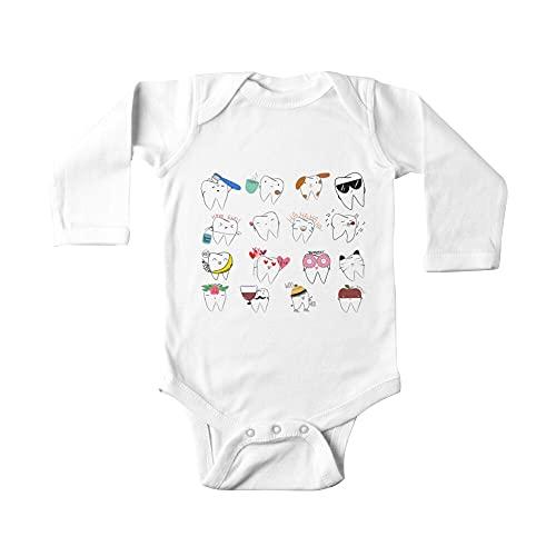 Huang Mix-Molar bebé de una pieza