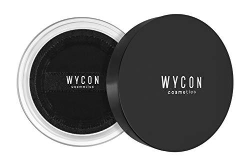 WYCON cosmetics FIX & MATT cipria in polvere trasparente finissima
