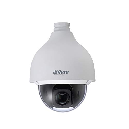 Dahua - Telecamera IP ONVIF PoE PTZ 2MP Speed Dome 25X Starlight WDR Auto-Tracking - SD50225U-HNI