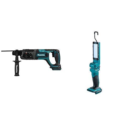 Makita DHR241Z Akku-Bohrhammer, 18 V + Makita Akku-Lampe DEADML801