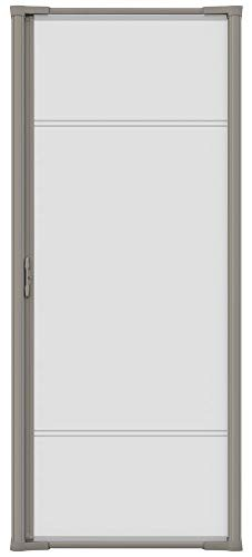Brisa Sandstone Retractable Screen Door 80' Single