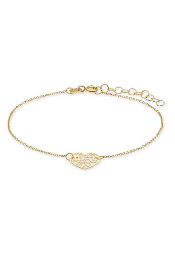 CHRIST Gold Damen-Armband 375er Gelbgold One Size 87093018