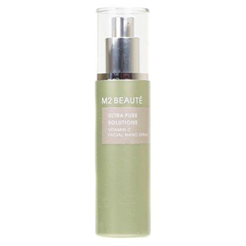 M2 Beauté Ultra Pure Solutions Vitamin C Facial Nano Spray - Gesichtspflege, 75 ml