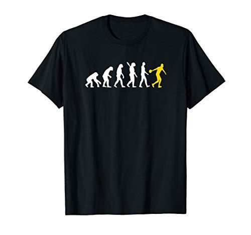 Herren Kegeln Kegler Geschenk Bowling Hobby Verein Team Mannschaft T-Shirt
