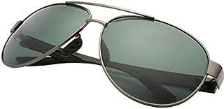 LKVNHP Nueva Vintage Gafas De Sol De Los Hombres De Fibra De Carbono Polarizada Marca De
