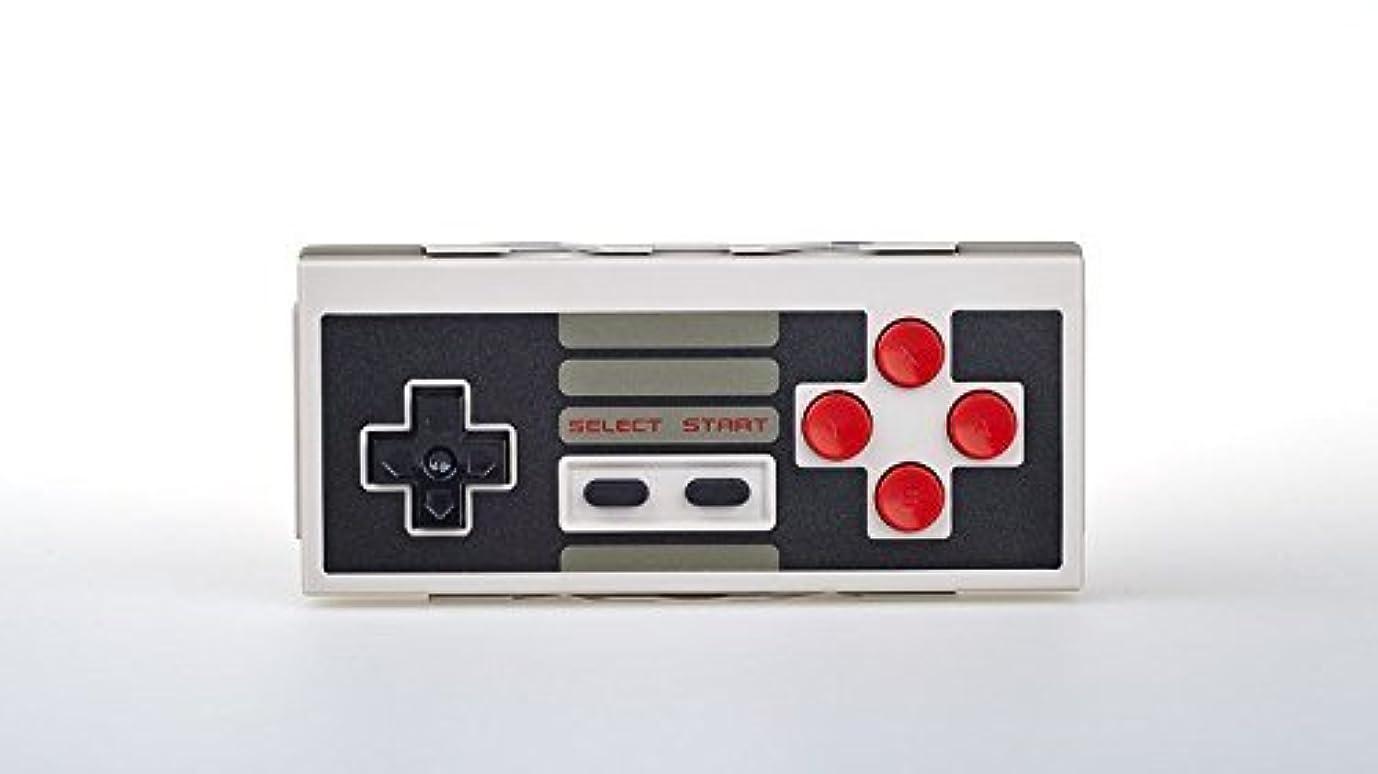 一般的にメールを書く排他的New Dream NES30 Anniversary Classic Retro Editon Bluetooth Gamepad NES Style Game Controller w/ Xstand Supports 2 Players for iOS, Android Gamepad and PC Mac Linux by New Dream [並行輸入品]