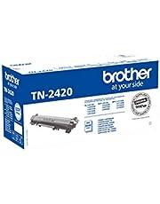 Brother TN-2420, Cartucho De Tóner, Tamaño Único, Negro