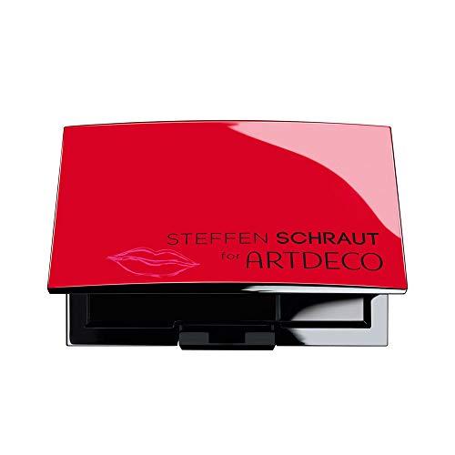 ARTDECO Beauty Box Quattro, magnetische Lidschattenpalette, limitiert, nachfüllbar, Nr. 19, red