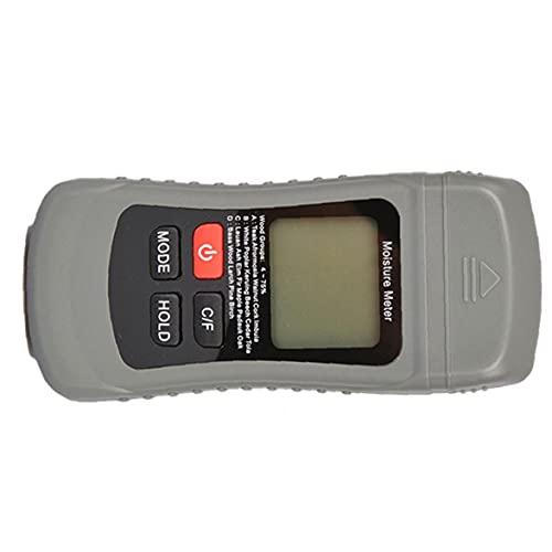 Hout Vochtigheid Detector Handheld Lcd scherm Brandhout Papier Vochtigheid Tester (geen Batterij) Hoge Precisie