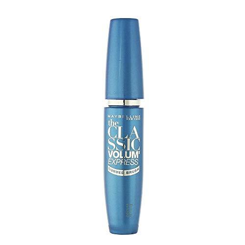 Maybelline VOLUM' EXPRESS the CLASSIC Curved Brush mascara (Black) 10 ml