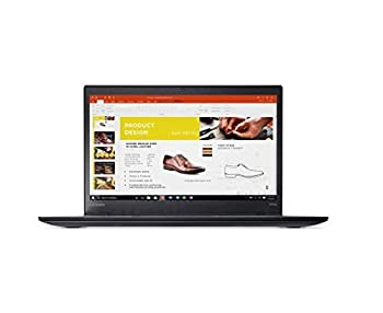 Lenovo Thinkpad T470s 14 inch FHD  1920x1080  IPS Backlit LED Business Laptop  Intel Dual-Core i5-6300U 8GB DDR4 RAM 256GB SSD HD 520  Thunderbolt 3 HDMI RJ-45 Type-C Windows 10 Professional