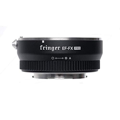 Fringer EF-FX PRO Auto Focus Mount Adapter Built-in Electronic Aperture for Canon...