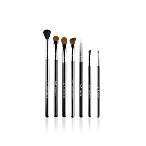 Sigma Beauty Basic Eyes Makeup Brush Set of 7