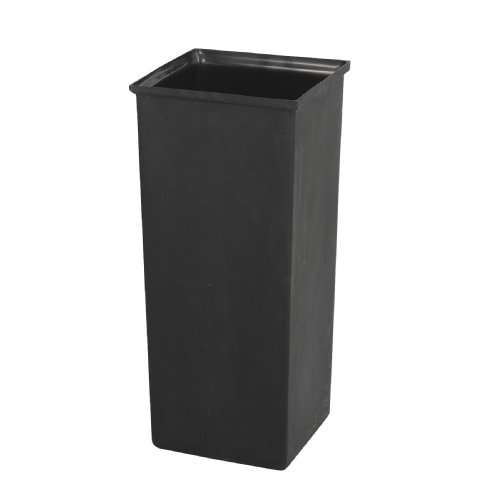 Safco Products 9668 Plastic Liner for 21-Gallon Waste Receptacles, sold separately, Black