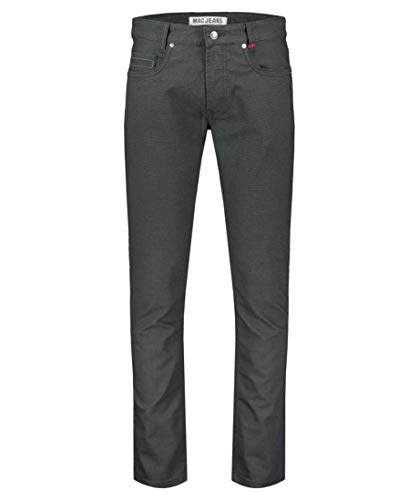 MAC Jeans Herren Arne Pipe Hose, 074 Steel Blue, 38/30