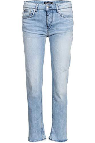 Drykorn Damen Jeans Free in Hellblau 29W / 34L