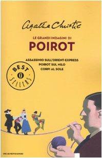 Le grandi indagini di Poirot: Assassinio sull'Orient Express-Poirot sul Nilo-Corpi al sole