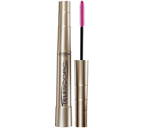 L'OREAL - Telescopic Original Mascara 915 Black Brown - 0.27 fl. oz. (8 ml)