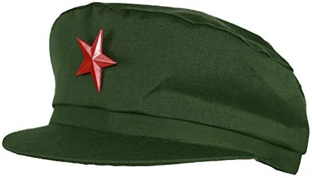 Chinese military hat _image0