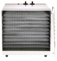 Amazing Deal Omcan 43222 Stainless Steel Food Dehydrator with 10 Racks