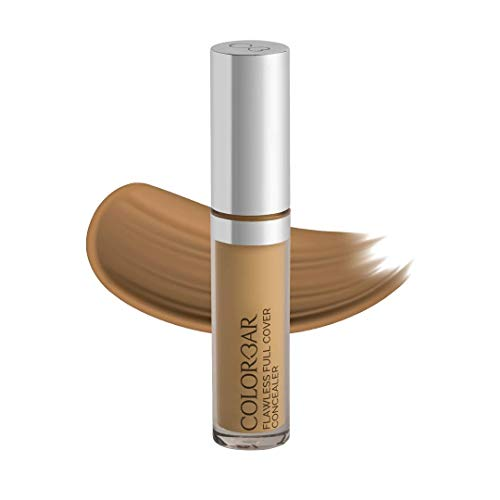 Colorbar Flawless Full Cover Concealer, Lacy, 6 ml